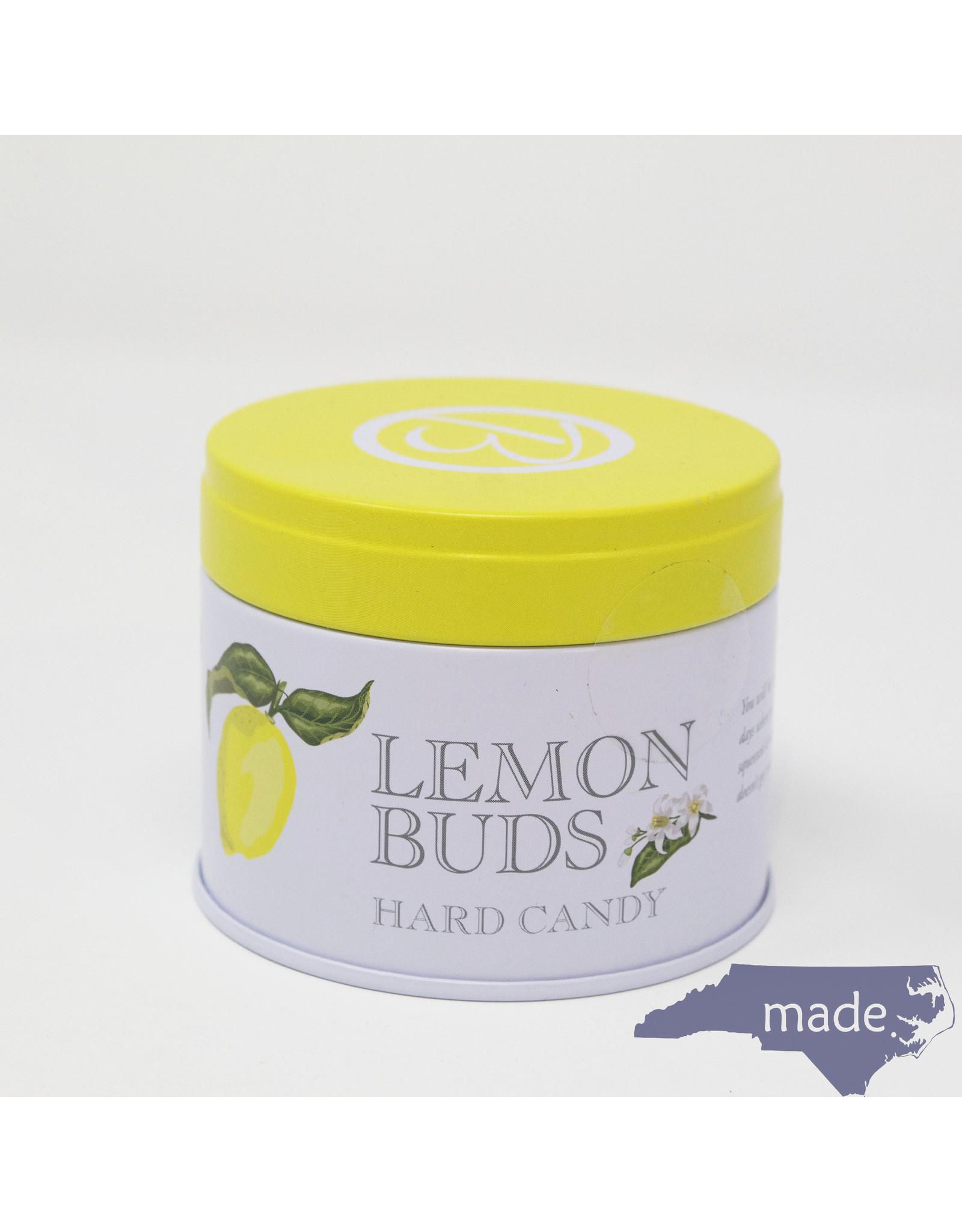 Butterfields Candy Lemon Buds 3.5 oz. Tin - Butterfields Candy
