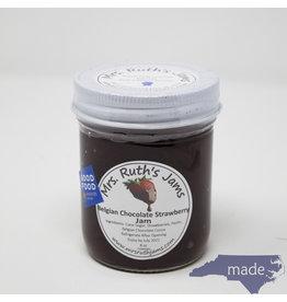Mrs. Ruth's Jams Belgian Chocolate Strawberry Jam