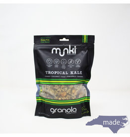 Munki Food Tropical Kale Superfood Granola