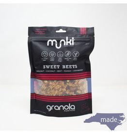 Munki Food Sweet Beets Superfood Granola