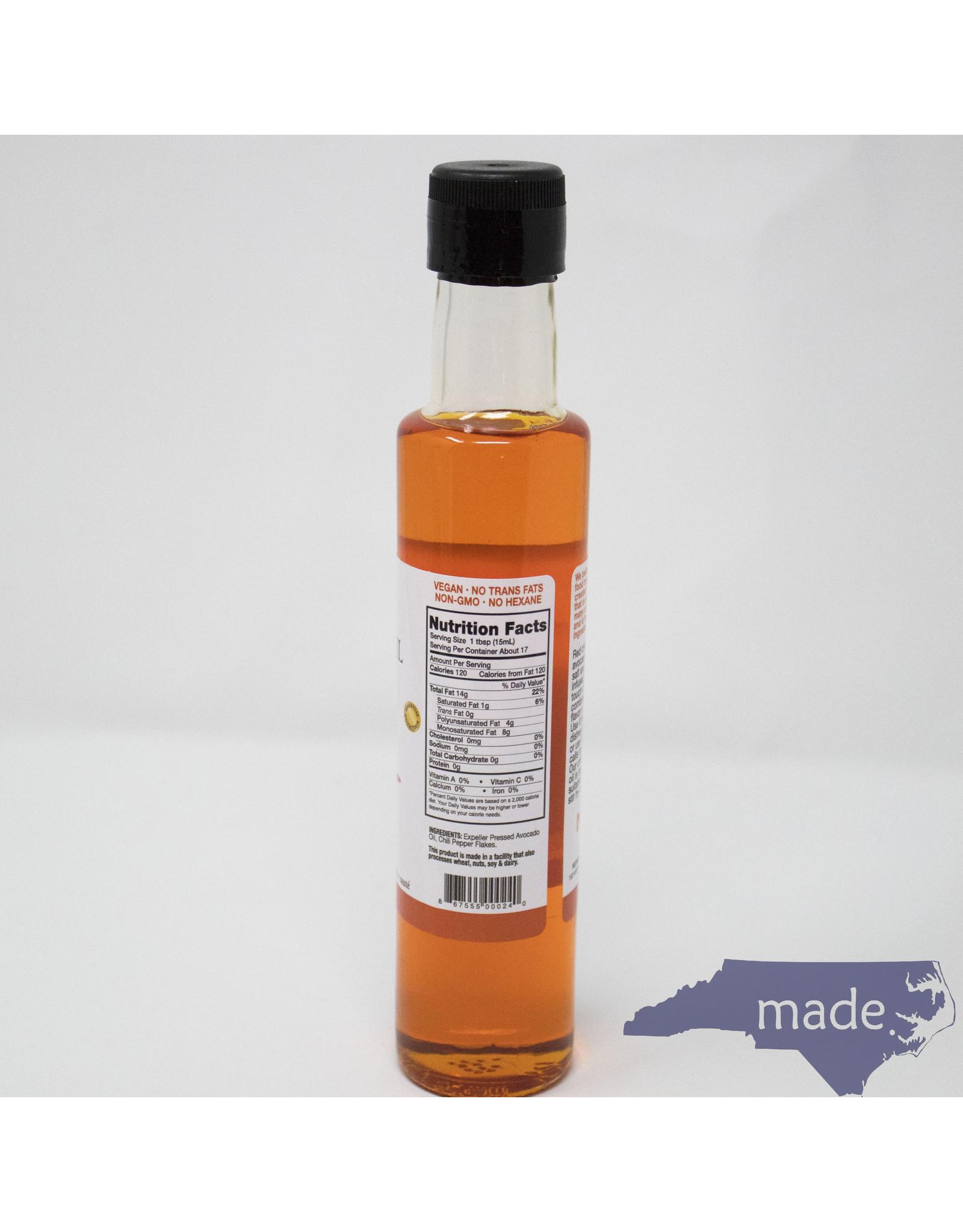 Neomega Chili Pepper Avocado Oil 8.5 oz. - Neomega