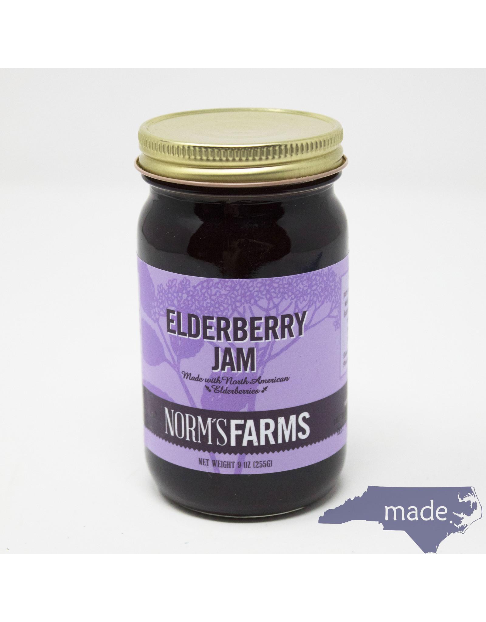 Norm's Farms Elderberry Jam - Norm's Farms