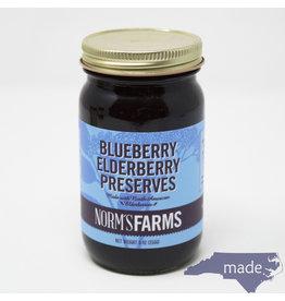 Norm's Farms Blueberry Elderberry Preserves