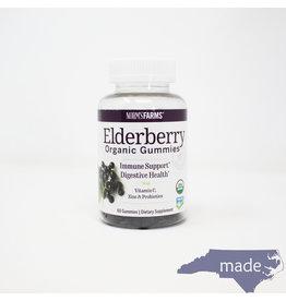 Norm's Farms Elderberry Organic Gummies