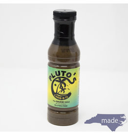 Pluto's Carib-B-Q Mild Sauce 12 oz.