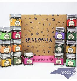 Spicewalla Kitchen Essentials 18 Pack