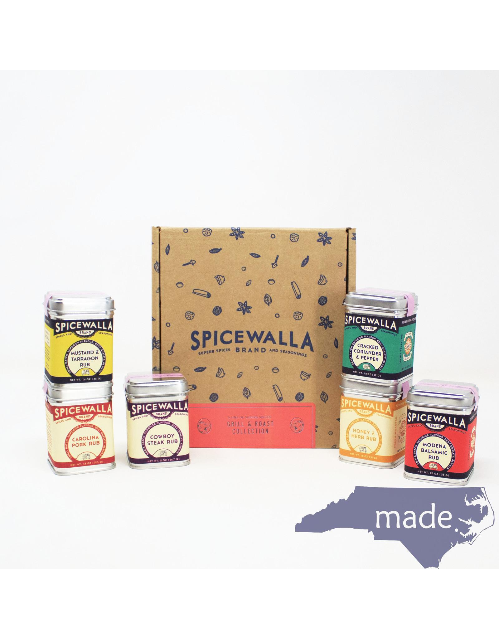Spicewalla 6 Pack Grill & Roast Collection - Spicewalla