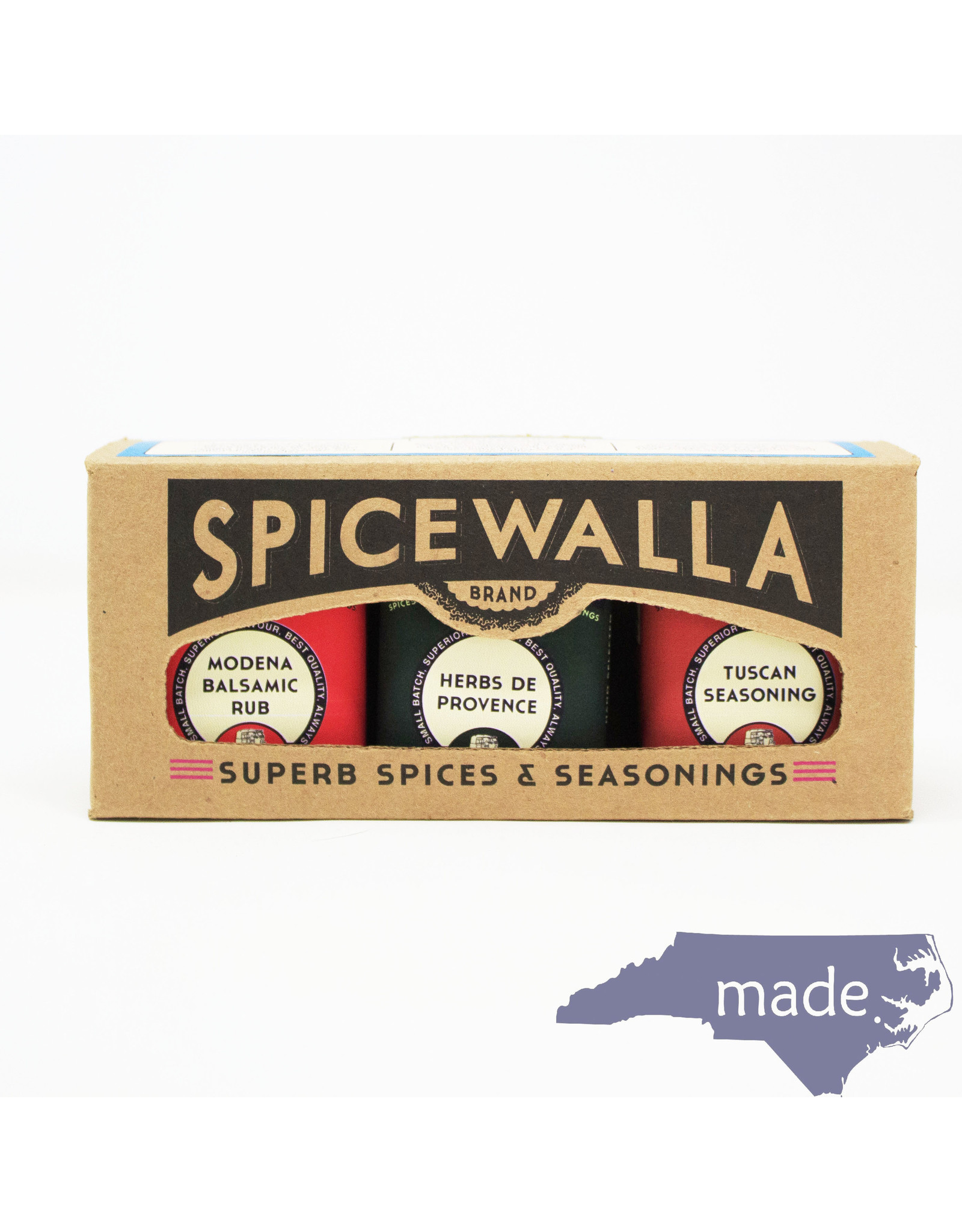 Spicewalla 3 Pack Mediterranean Collection - Spicewalla