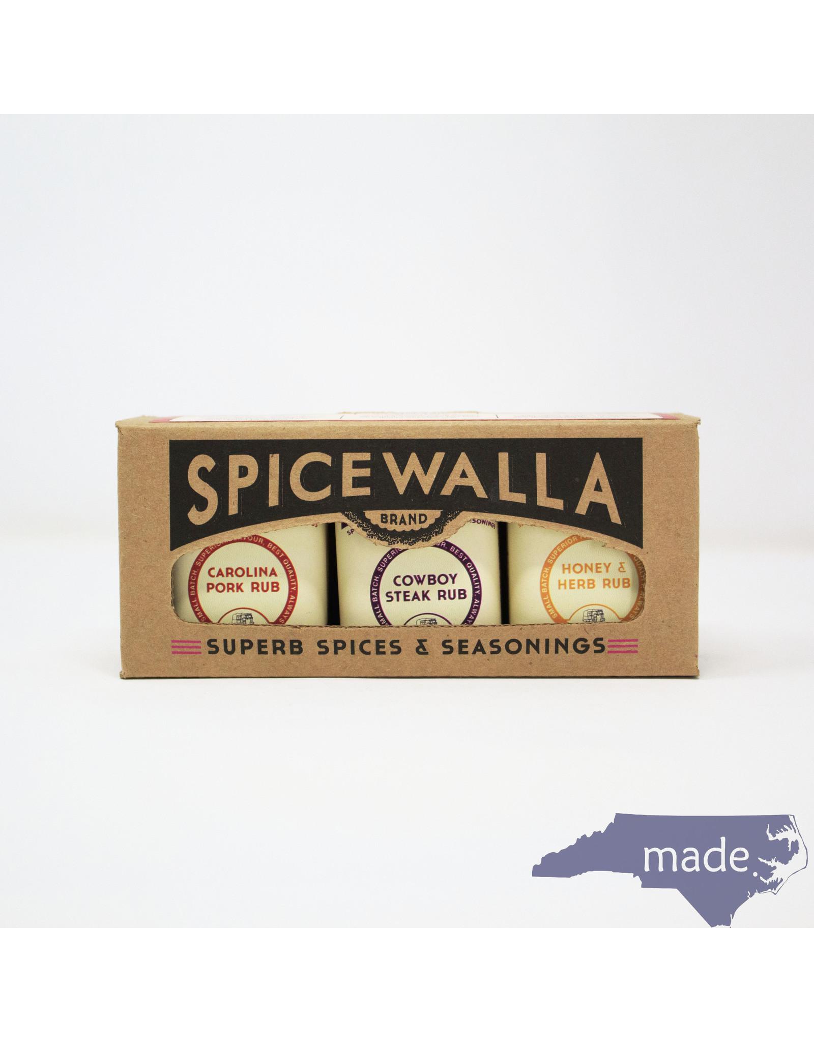 Spicewalla 3 Pack Grill & Roast Collection - Spicewalla