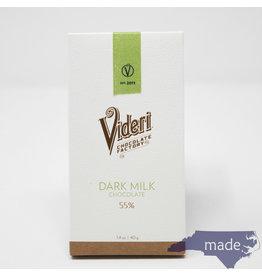 Videri Chocolate Factory Dark Milk Chocolate