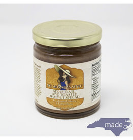 Yo Momma's Style Apple, Date, and Toasted Walnut Spread