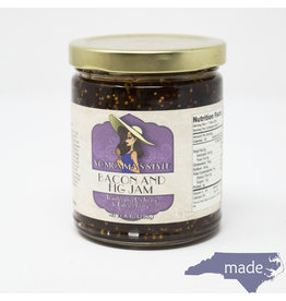Yo Momma's Style Bacon and Fig Jam