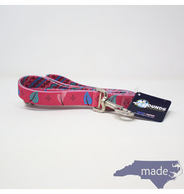2 Hounds Design 1980s Dog Leash with Traffic Handle 6'
