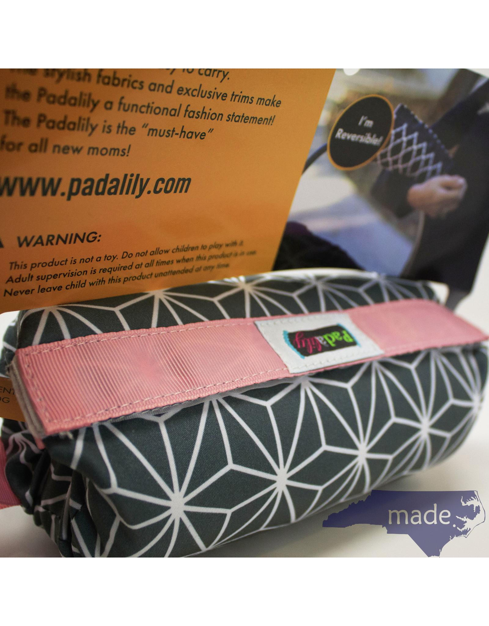 Padalily Arm Handle Cushion Pink - Padalily
