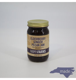 Norm's Farms Elderberry Ginger Pecan Jam