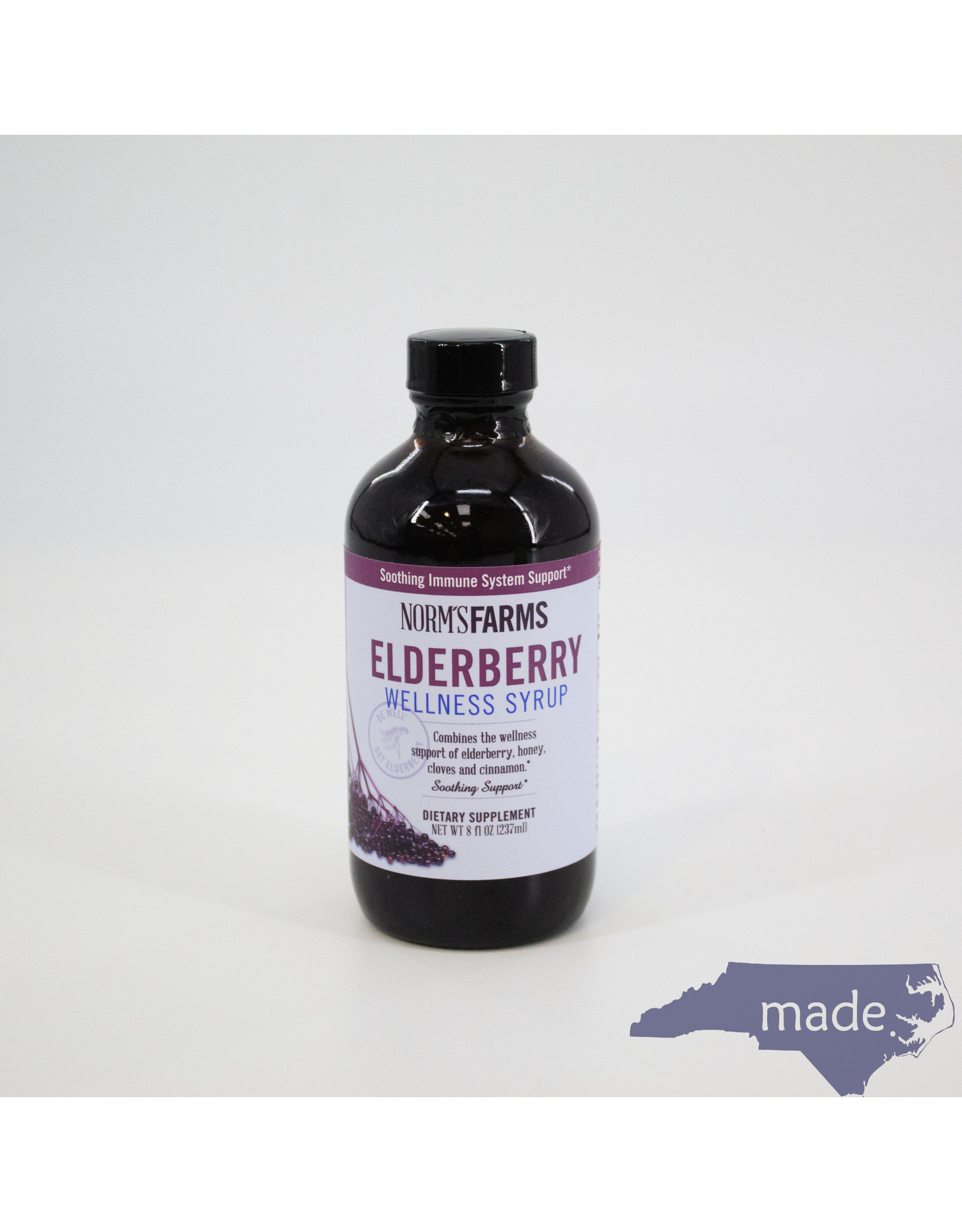 Norm's Farms Elderberry Wellness Syrup - Norm's Farms