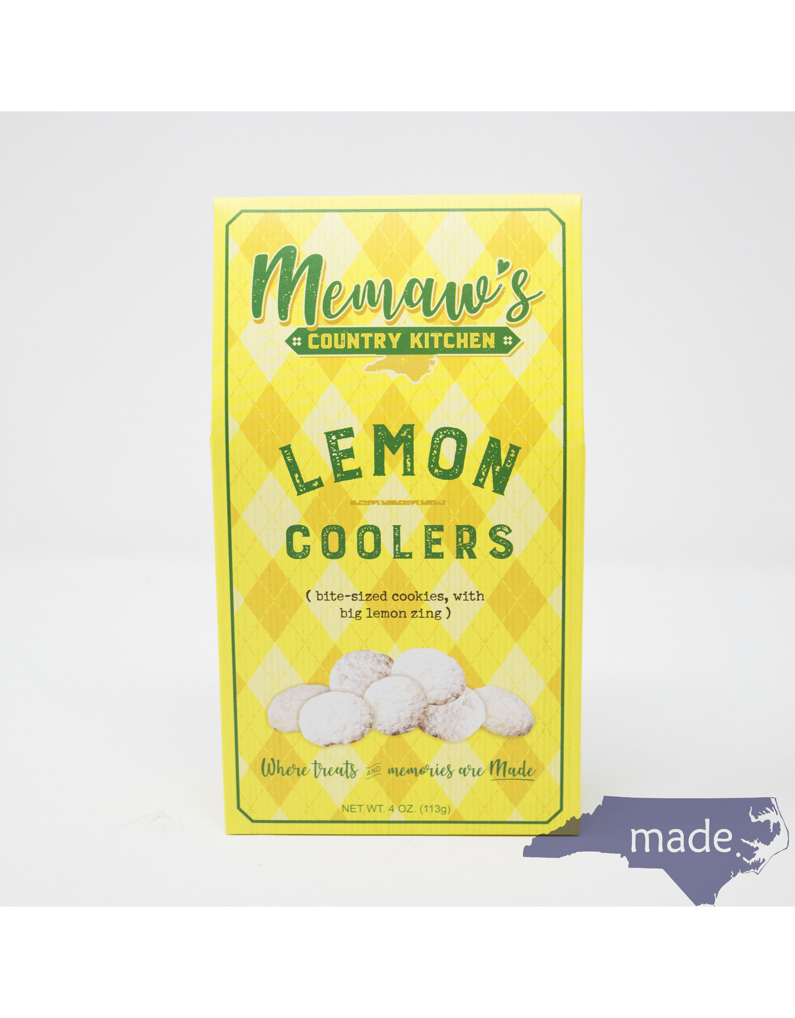 1 in 6 Snacks Lemon Coolers - Memaw's