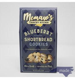 1 in 6 Snacks Blueberry Shortbread Cookies