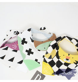 Darlyng & Co Bandana Teething Bib Set of 3