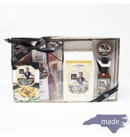 Bruce Julian Heritage Foods Shrimp & Grits Kit Box