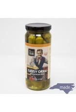 Bruce Julian Heritage Foods Sassy Okra 16 oz. - Bruce Julian