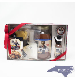 Bruce Julian Heritage Foods Bloody Mary Meatball Kit Box