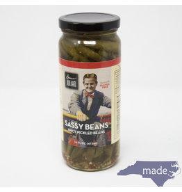 Bruce Julian Heritage Foods Sassy Beans 16 oz.