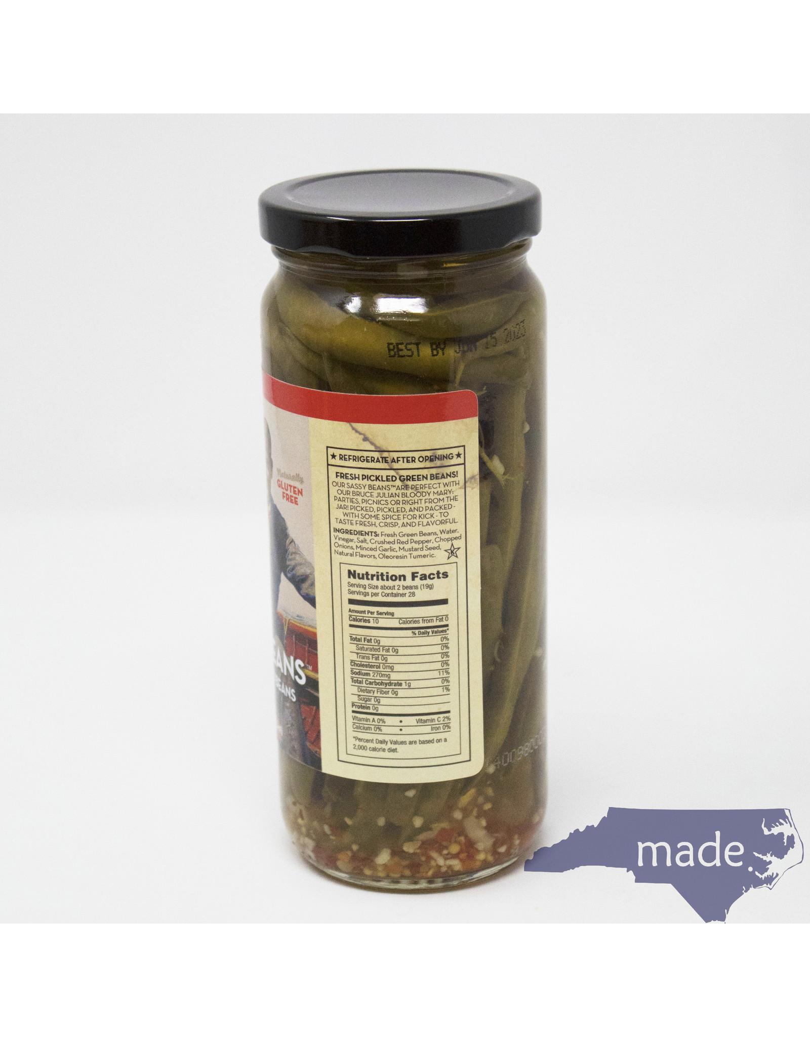 Bruce Julian Heritage Foods Sassy Beans 16 oz. - Bruce Julian