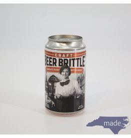 Bruce Julian Heritage Foods Chocolate Peanut Butter Porter Beer Brittle Can