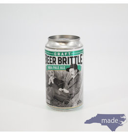 Bruce Julian Heritage Foods India Pale Ale Beer Brittle Can