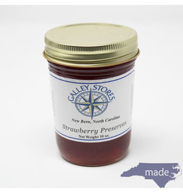 Galley Stores Strawberry Preserves 10 oz.