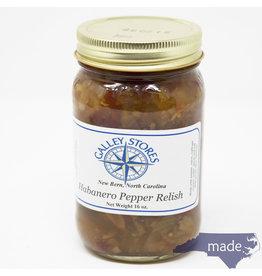 Galley Stores Habanero Pepper Relish 16 oz.