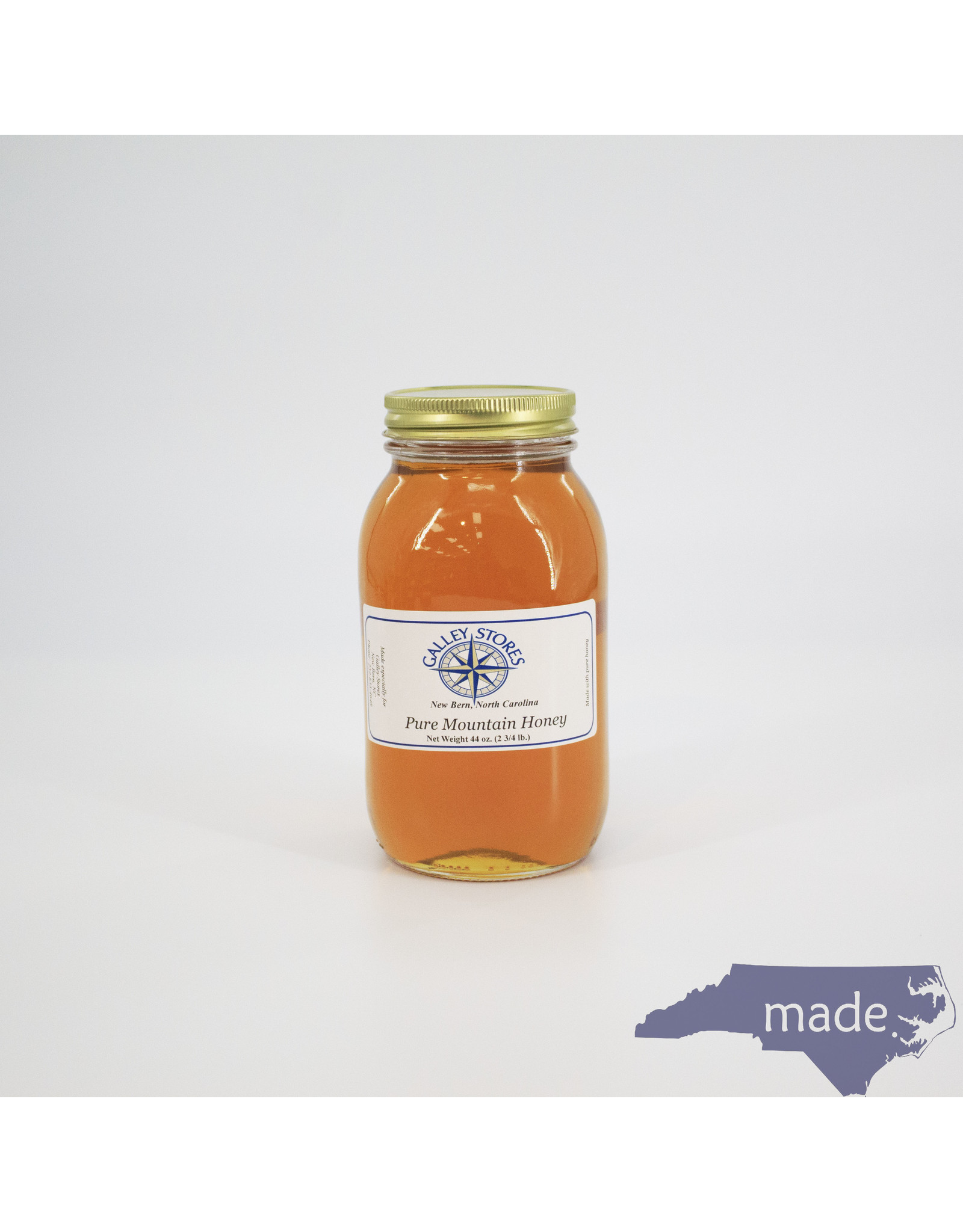 Galley Stores Mountain Honey 44 oz. - Galley Stores