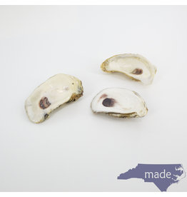 Little World of Aira Set of 3 Poly Oyster Shells