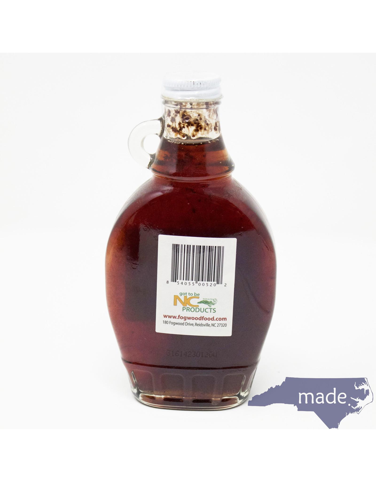 Fogwood Food Strawberry Syrup 8 oz. Jar - Fogwood Food