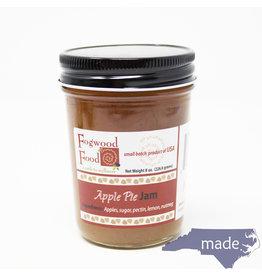 Fogwood Food Apple Pie Jam 8 oz. Jar