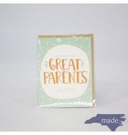 Little Lovelies Great Parents Card