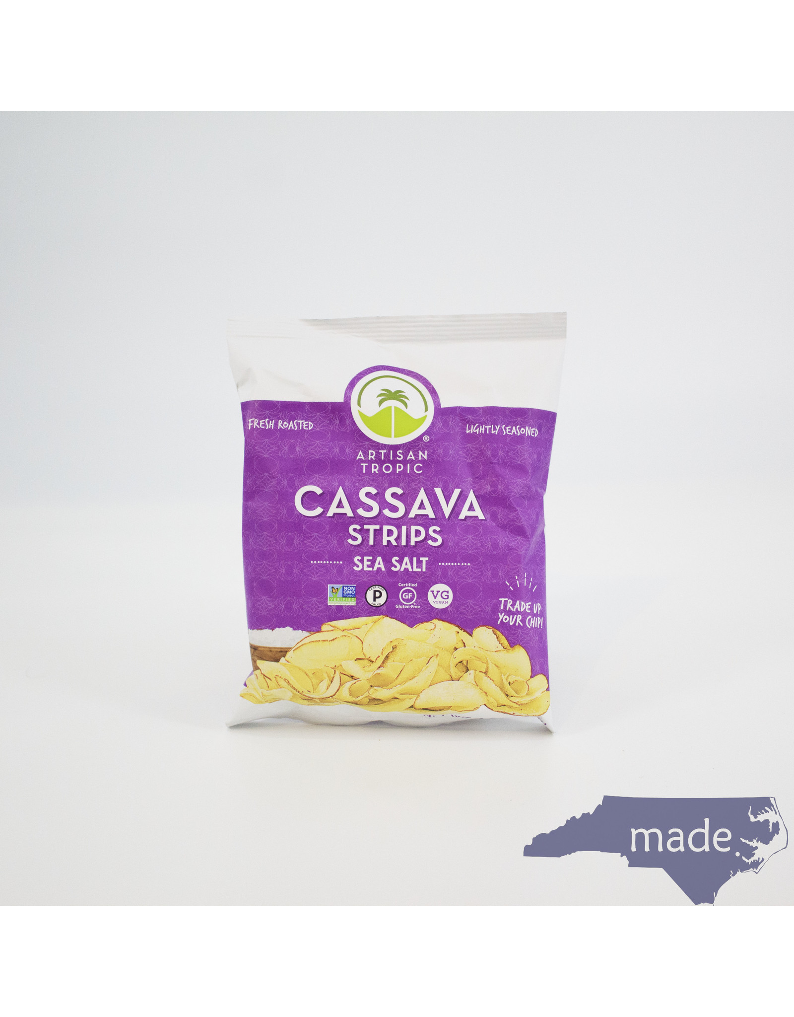 Artisan Tropic Cassava Sea Salt 1.2 oz. - Artisan Tropic