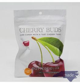 Butterfields Candy Cherry Buds 2.5 oz. Peg Bag