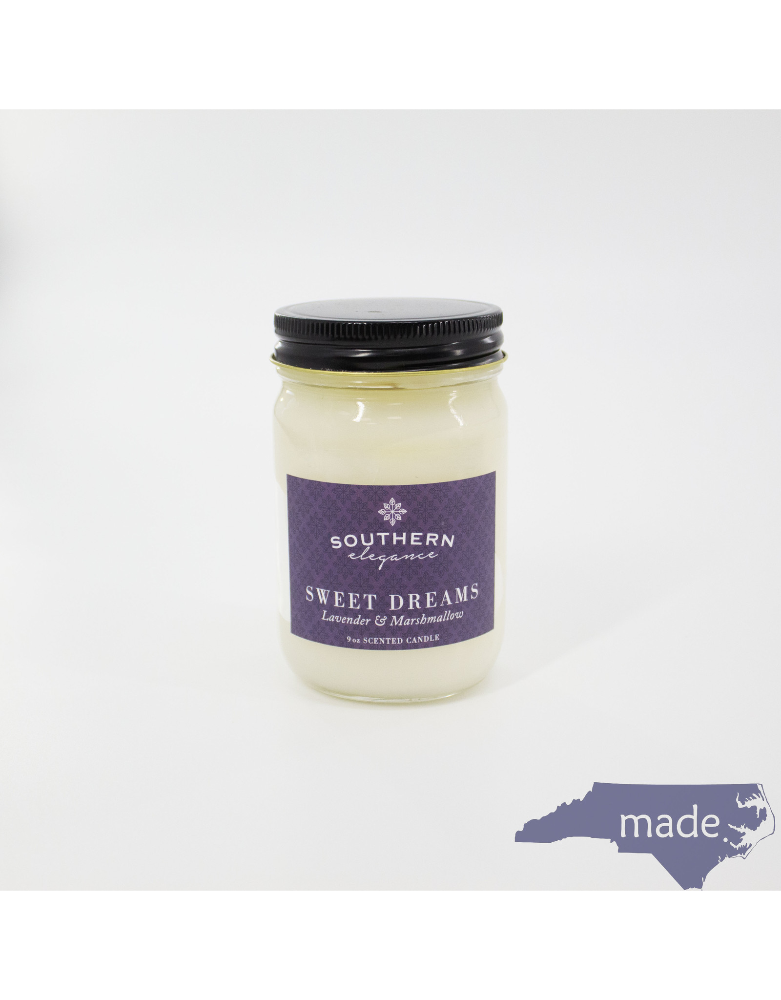 Southern Elegance Candle Co. Sweet Dreams - Southern Elegance Candle Co.