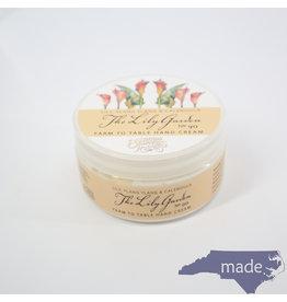 The Appalachian Goat The Lily Garden Farm to Table Hand Cream