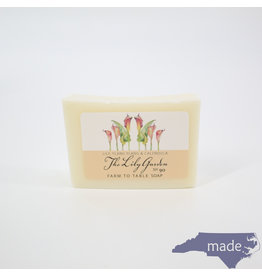 The Appalachian Goat The Lily Garden Farm to Table Soap