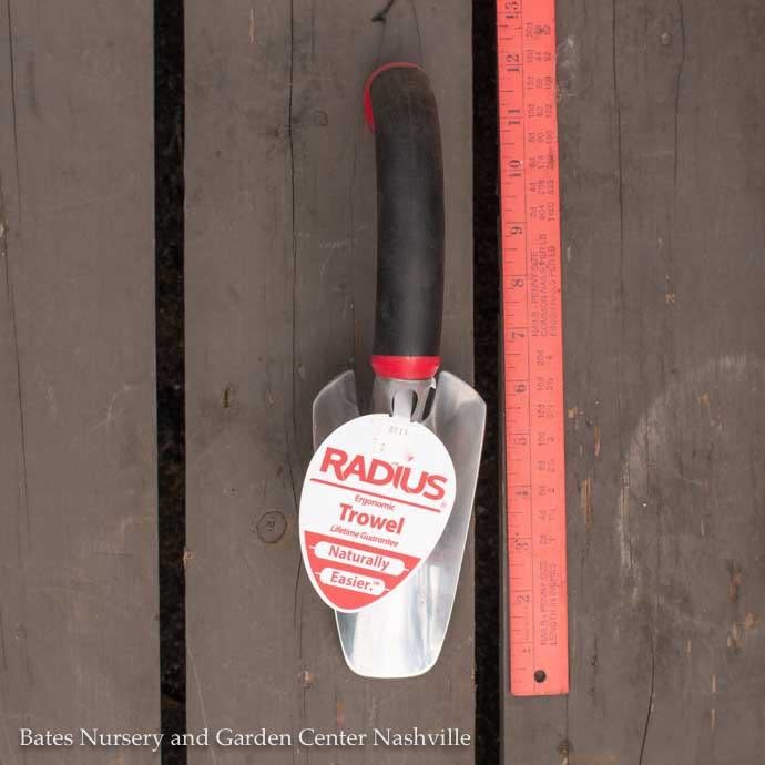 Radius NRG Trowel Hand Tool - Red