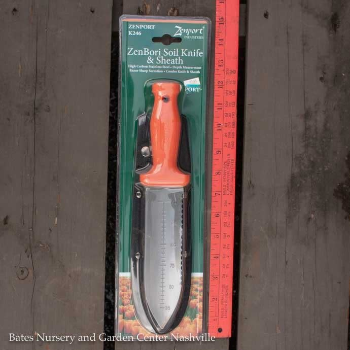 Tool Zenbori Knife w/Sheath/Holder