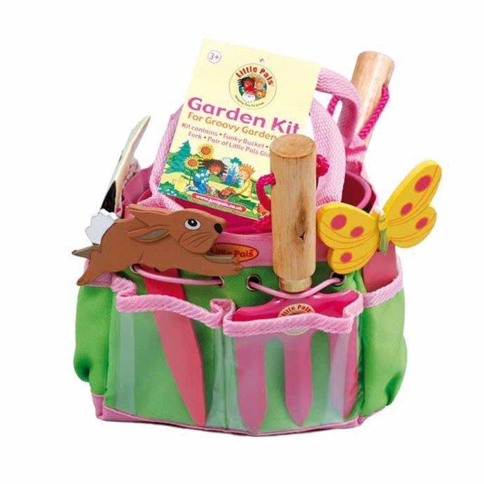 Little Pals Junior Garden Kit - Pink