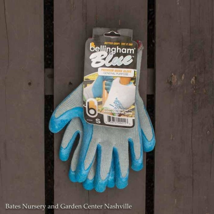 Bellingham Gloves Premium Work Small Blue