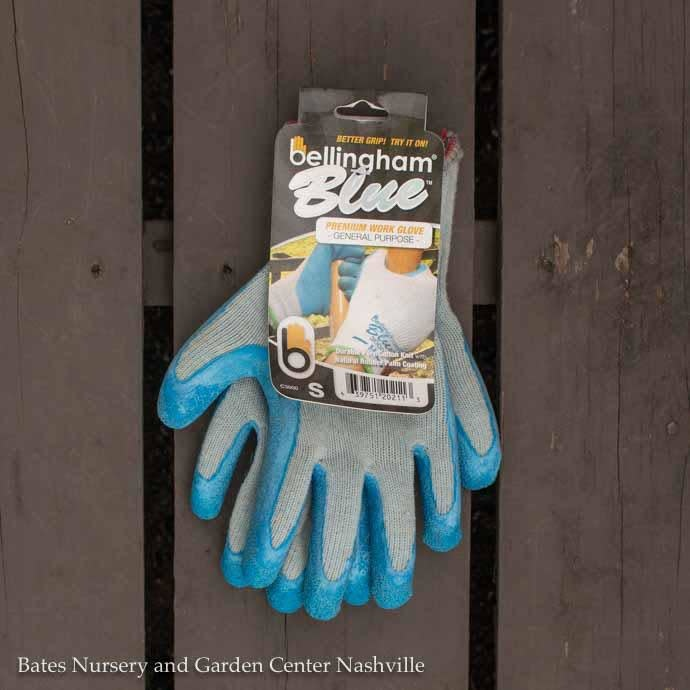 Bellingham Gloves Premium Work Small Blue