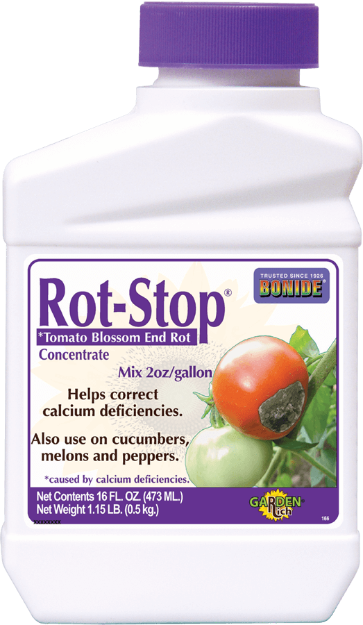 1Pt Rot-Stop Tomato Blossom End Rot Concentrate Bonide