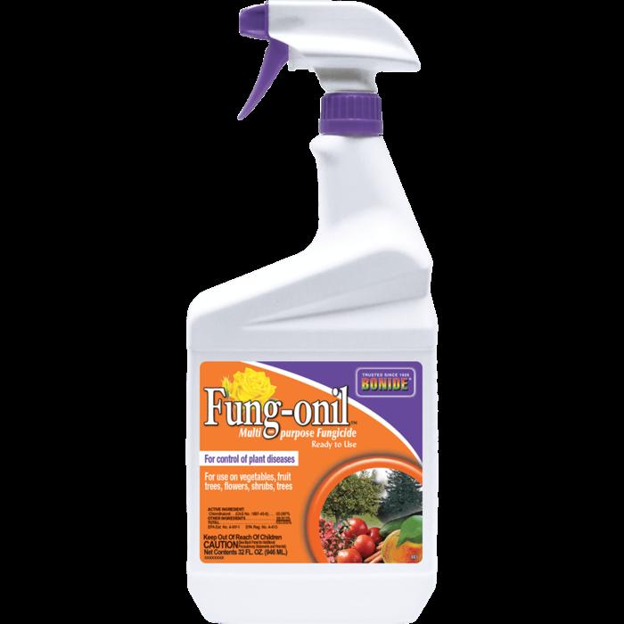 1Qt Fung-onil Multi-Purpose RTU Fungicide Bonide