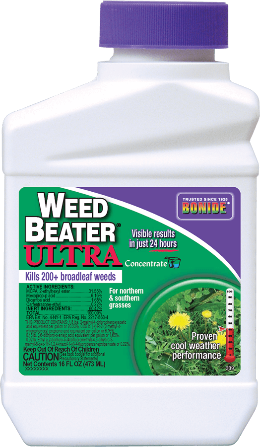 1Pt Weed Beater ULTRA Herbicide Concentrate Bonide